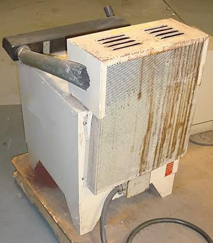 Image HOTPACK Table Top Laboratory Furnace 803502