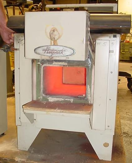 Image HOTPACK Table Top Laboratory Furnace 803504