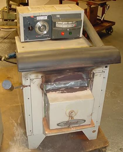 Image HOTPACK Table Top Laboratory Furnace 803505