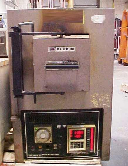 Image BLUE M Model 2010-3 Box Type Furnace 682068