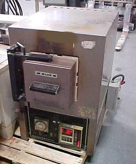 Image BLUE M Model 2010-3 Box Type Furnace 803494