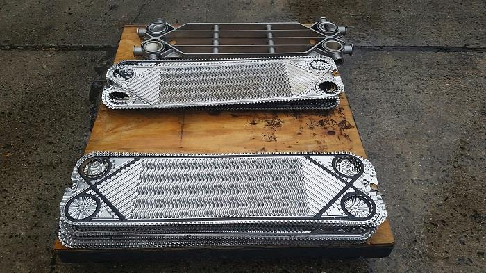 Image CHERRY BURRELL Thermaflex Plate Heat Exchanger 997310