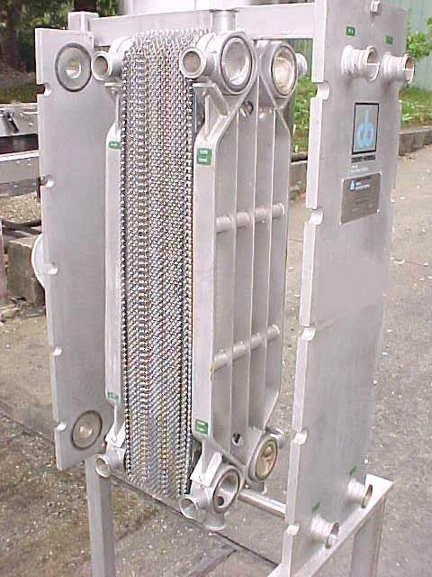 Image CHERRY BURRELL Thermaflex Plate Heat Exchanger 803486