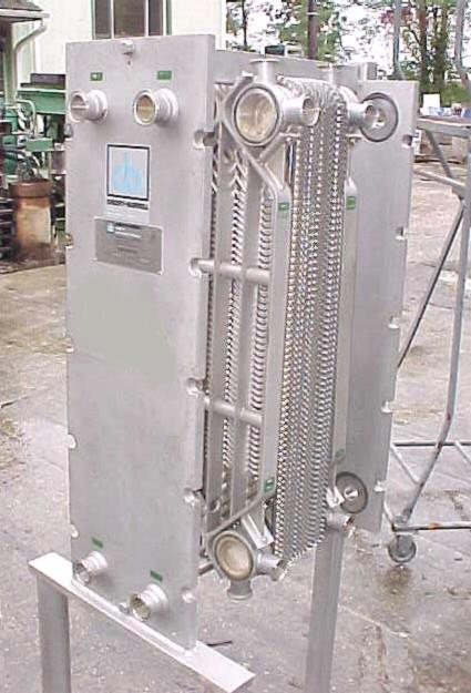 Image CHERRY BURRELL Thermaflex Plate Heat Exchanger 803487