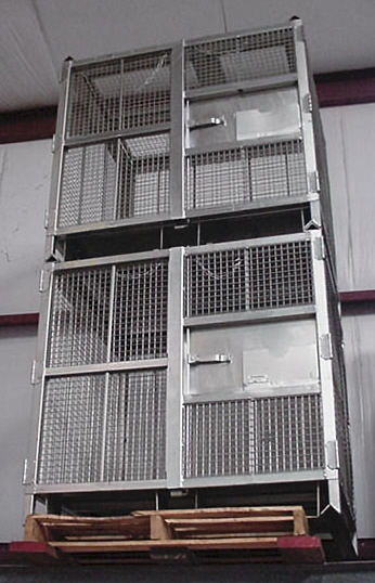 Image Lockable Security Cages 682041
