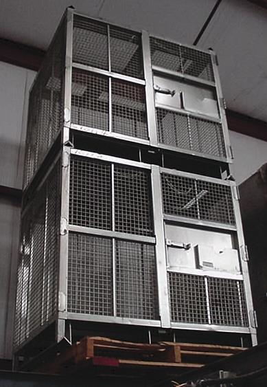 Image Lockable Security Cages 803475