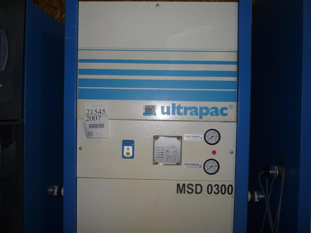 Image DONALDSON MSD 300 Ultrapac Ultrafilter Dryer 682098