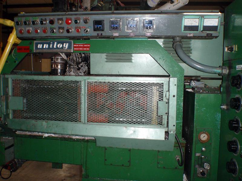 Image UNILOY 350 R1 Blow Mold Machine 682269