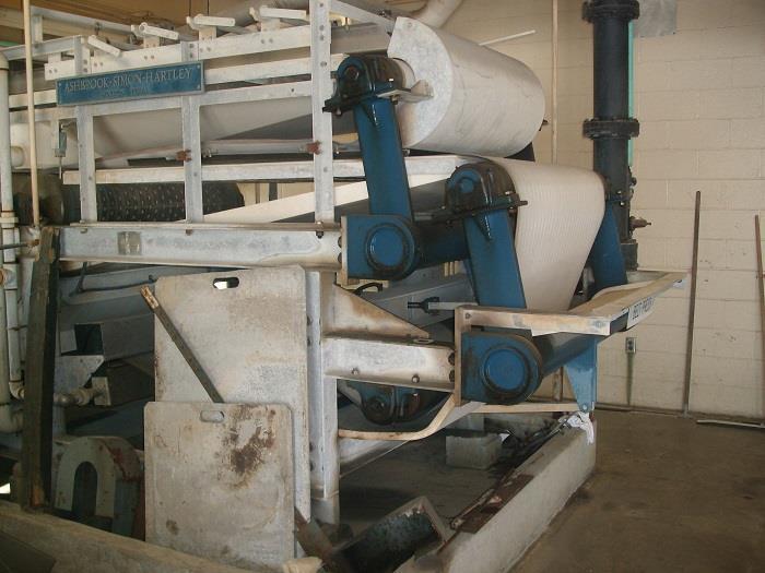 Image ASHBROOK SIMON-HARTLEY Size I MK II Klampress  682352