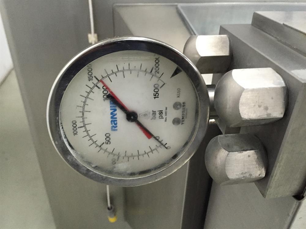Image 50HP APV RANNIE Homogenizer Mixer High Pressure 682604