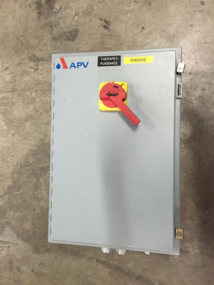 Image 50HP APV RANNIE Homogenizer Mixer High Pressure 682606