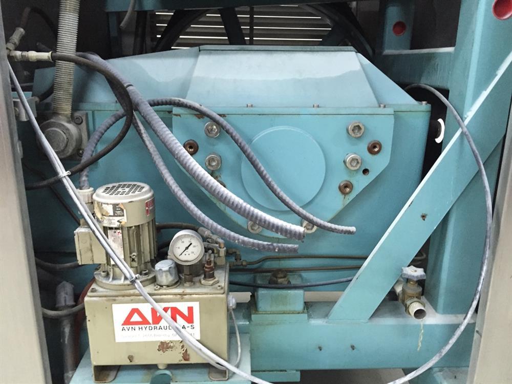 Image 50HP APV RANNIE Homogenizer Mixer High Pressure 682598