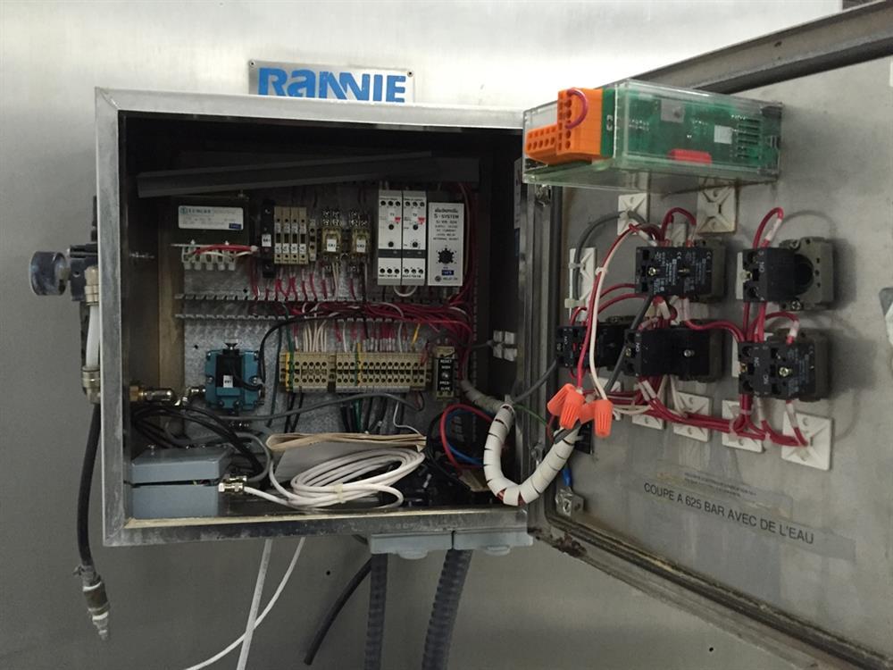 Image 50HP APV RANNIE Homogenizer Mixer High Pressure 682601