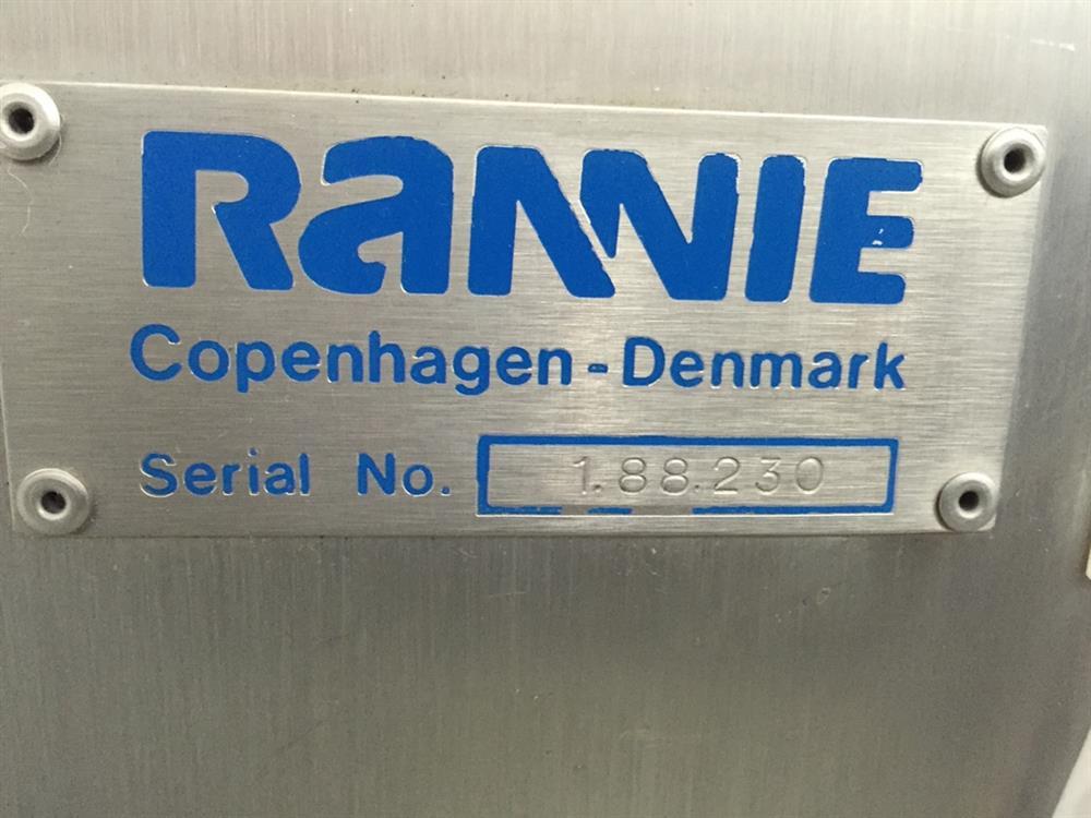 Image 50HP APV RANNIE Homogenizer Mixer High Pressure 682602