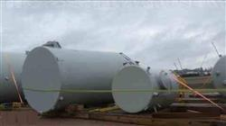 234226 - 1800, 5500, And 10000 Gallon Water Tanks (Lot of 3)