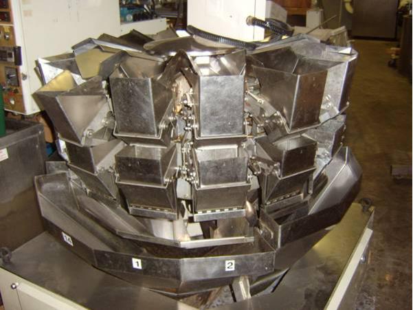 Image ISHIDA 14 Head Combination Scale 682669