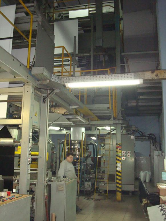 Image BARMAG F-12058 Extrusion Line 682678