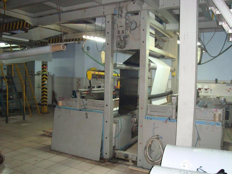 Image BARMAG F-12058 Extrusion Line 682680