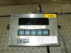 234259 - 2500 LBS FAIRBANKS Scale