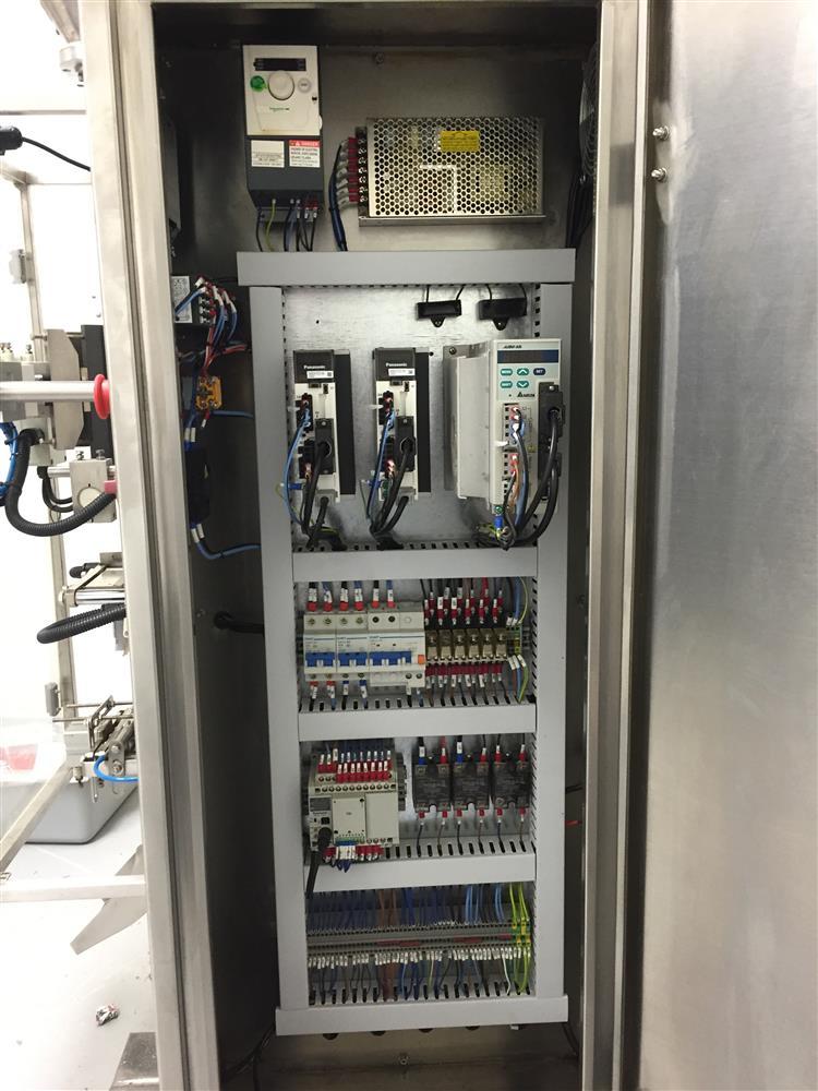 Image ALPHA-PACK PM-180-2 2-Lane Stick Pack Machine 682901