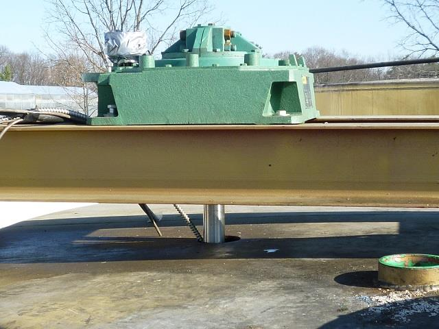 Image 5040 Gallon Carbon Steel Mix Tank With 3 HP Mixer 682981
