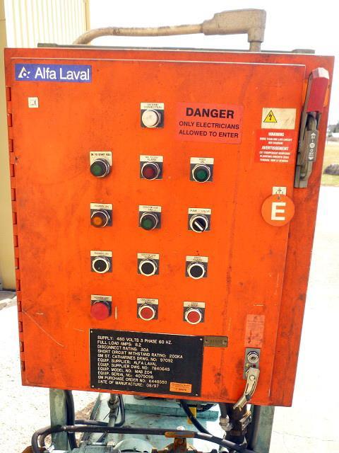 Image ALFA LAVAL Disc Centrifuge 683045