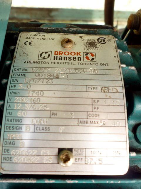 Image ALFA LAVAL Disc Centrifuge 683046