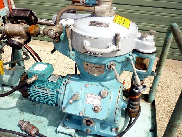 Image ALFA LAVAL Disc Centrifuge 683049