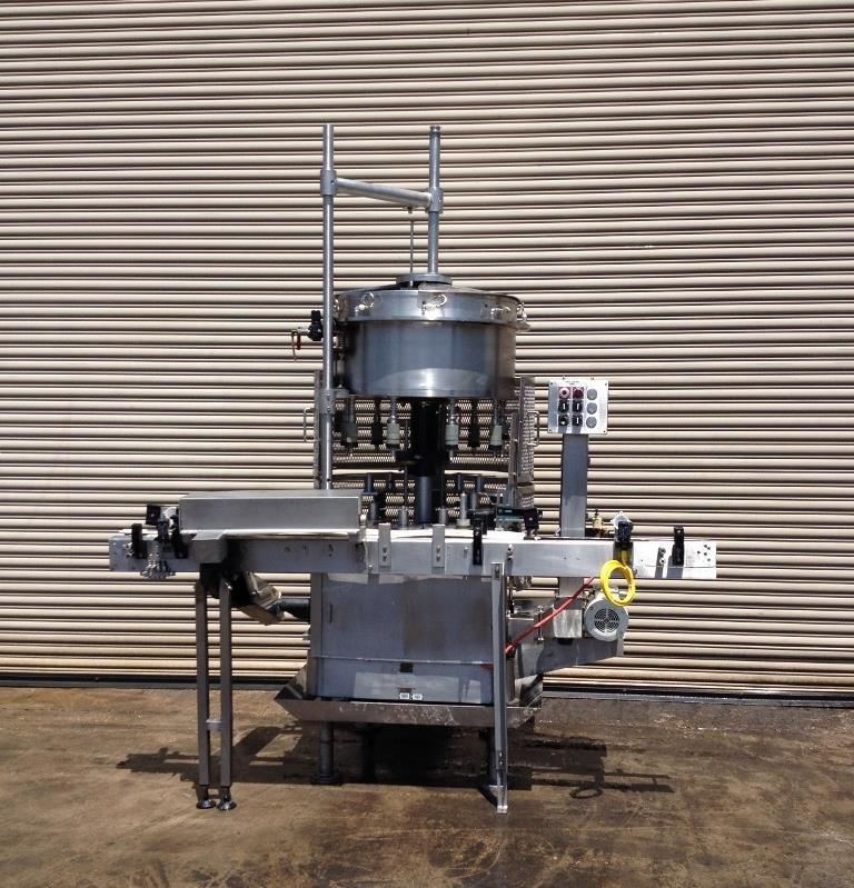 Image 9 Valve HORIX HBS-G-9 Stainless Steel Rotary Bottle Filler 683305