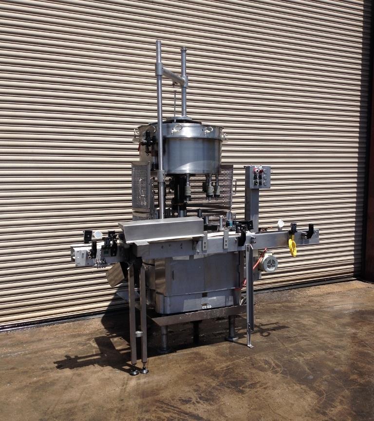 Image 9 Valve HORIX HBS-G-9 Stainless Steel Rotary Bottle Filler 683306