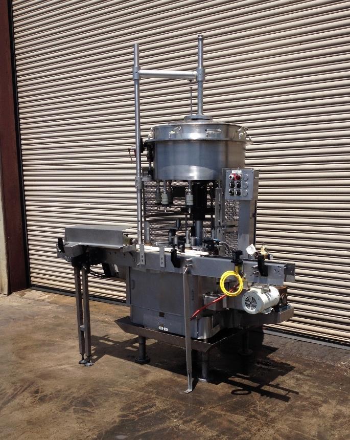 Image 9 Valve HORIX HBS-G-9 Stainless Steel Rotary Bottle Filler 683307