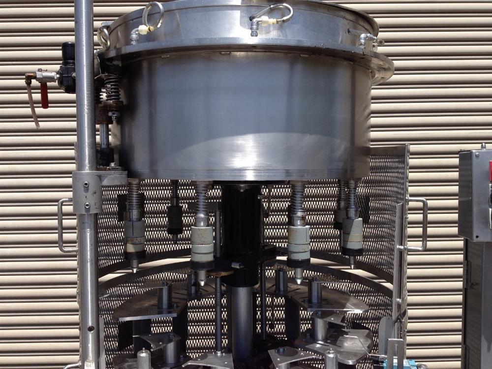 Image 9 Valve HORIX HBS-G-9 Stainless Steel Rotary Bottle Filler 683308