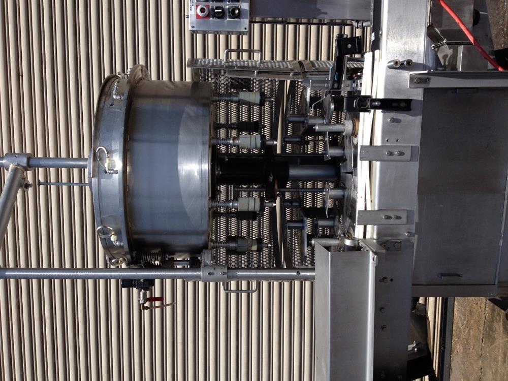 Image 9 Valve HORIX HBS-G-9 Stainless Steel Rotary Bottle Filler 683309