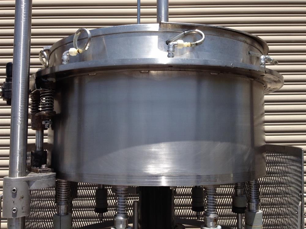 Image 9 Valve HORIX HBS-G-9 Stainless Steel Rotary Bottle Filler 683310