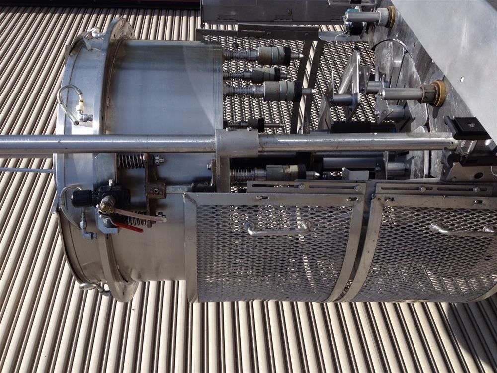 Image 9 Valve HORIX HBS-G-9 Stainless Steel Rotary Bottle Filler 683311