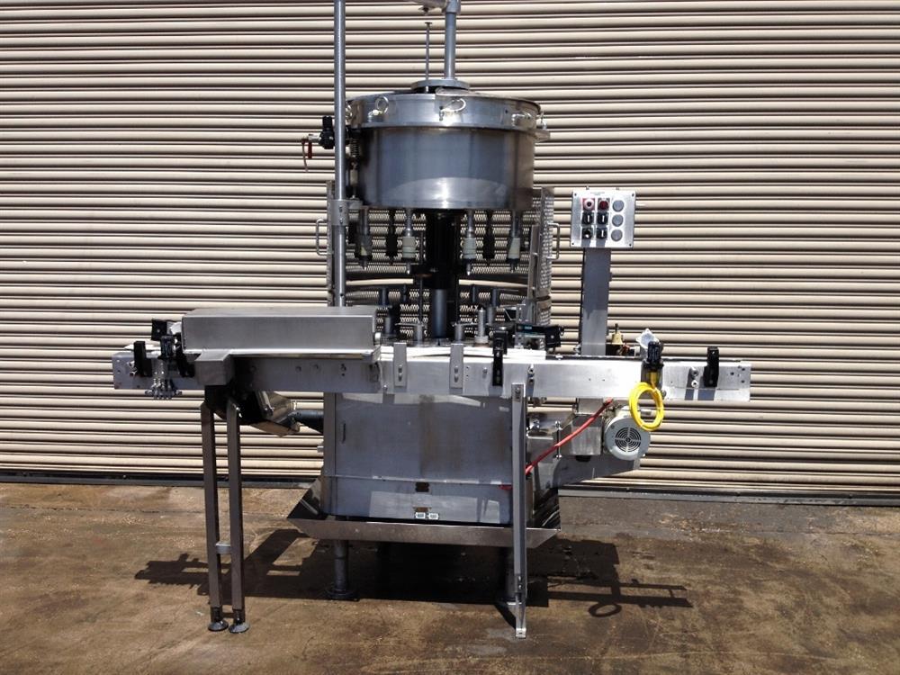Image 9 Valve HORIX HBS-G-9 Stainless Steel Rotary Bottle Filler 683312