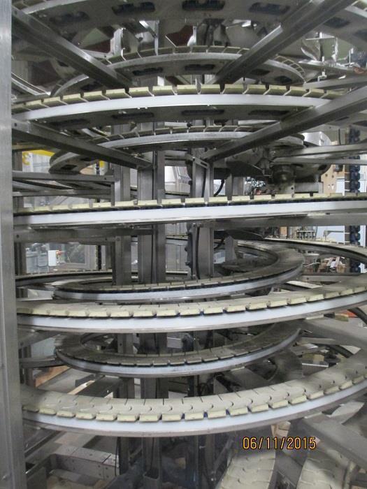 Image HARTNESS Dynac 6400Q Spiral Accumulator 683433