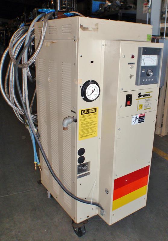 Image STERLCO F6016-M Oil Thermolator, Temperature Controller 683442