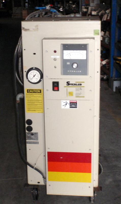 STERLCO F6016-M Oil Thermolator, Temperature Controller