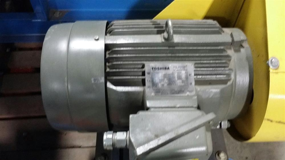 Image AIREX RXI 17LS CL4 Radial Wheel Industrial Blower 683825