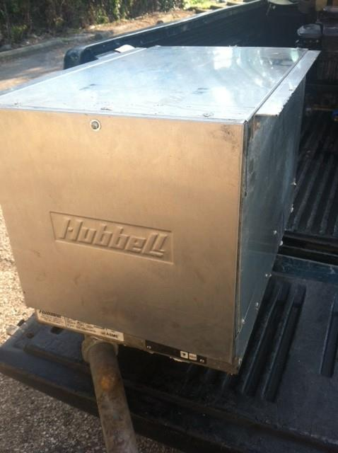 HUBBELL Water Heater Booster