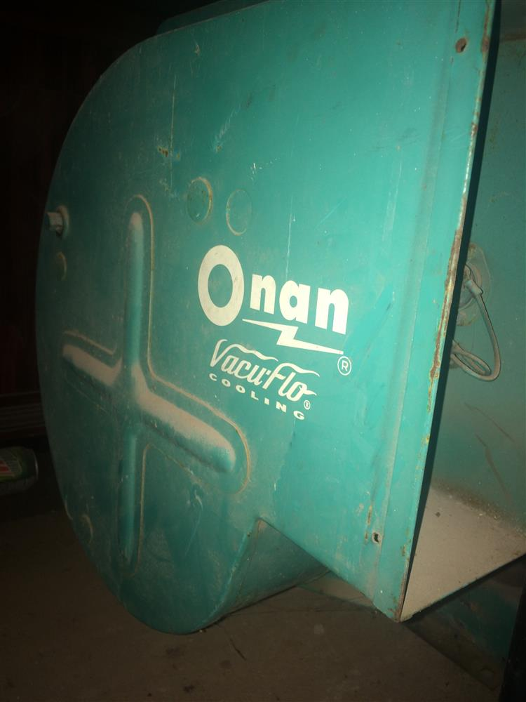15KW ONAN OJC-4XR/10395T Generator With Switch Gear Set