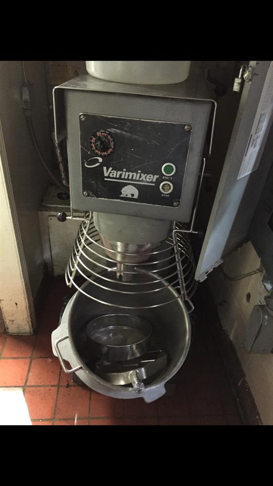 VARIMIXER W60A Mixer