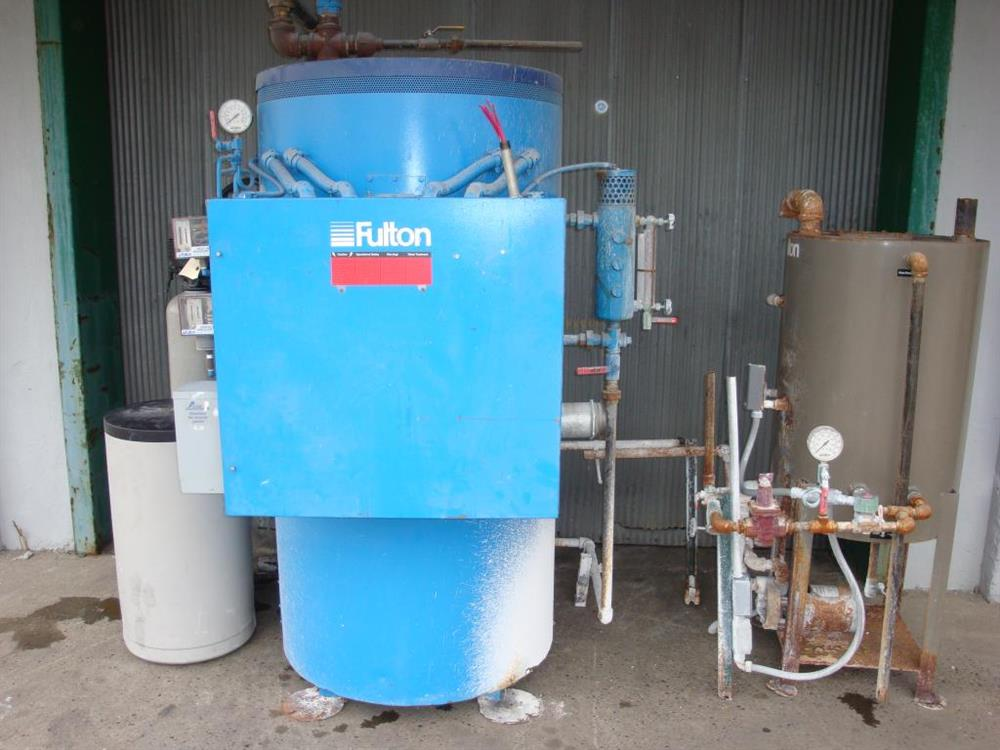300 KW FULTON Low press - 236437 For Sale Used N/A