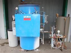 236437 - 300 KW FULTON Low pressure Steam Boiler