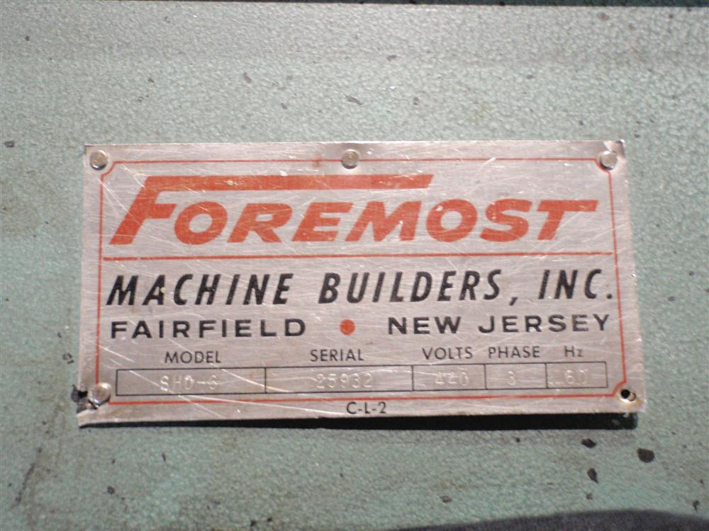 15 hp foremost shd 6 dairy 236439 for sale used for Foremost homes prices