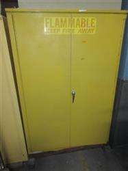 236713 - A and A Sheet Metal Safety Storage Cabinet For Flammable Liquids