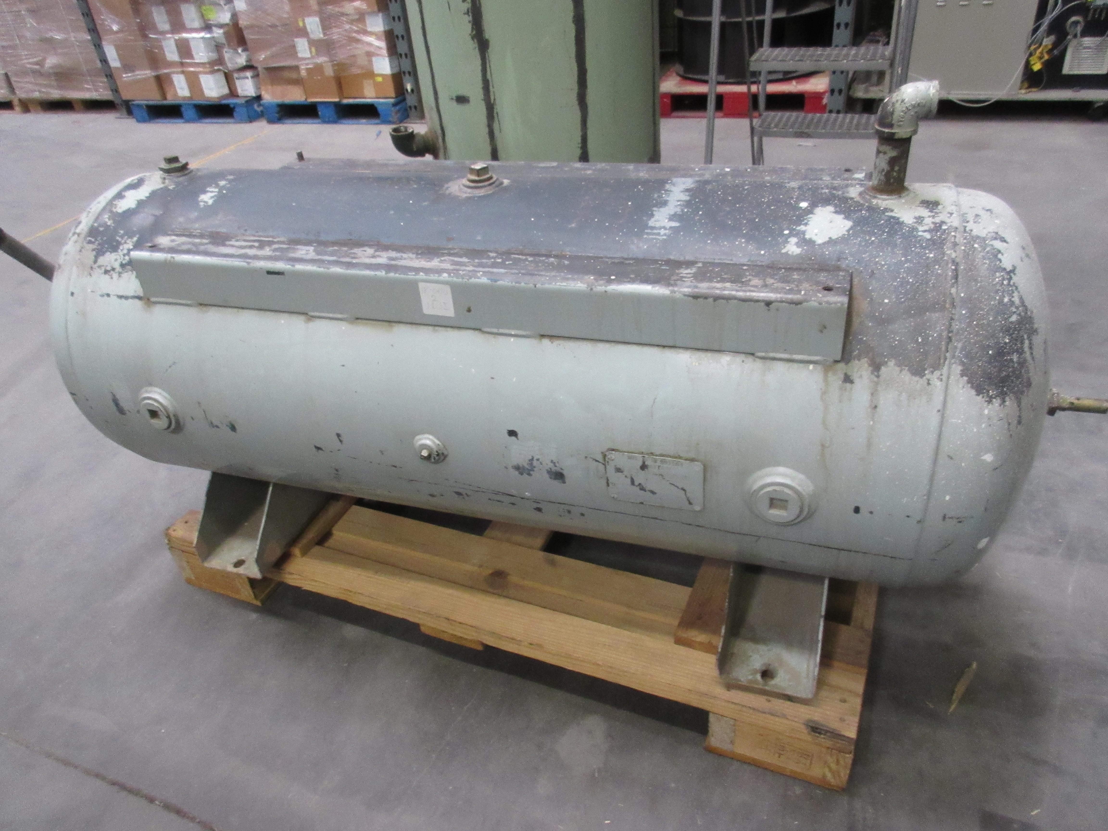 120 Gallon BUCKEYE Air - 236835 For Sale Used N/A