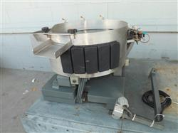 237495 - 18in SERVICE ENGINEERING Vibratory Bowl Feeder