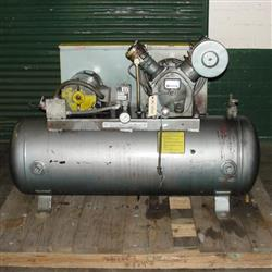 239296 - 5 HP INGERSOLL-RAND 253-T306TM Air Compressor